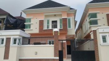 Brand New 4 Bedroom Fully Detached House with Bq, Osapa, Lekki, Lagos, Detached Duplex for Rent