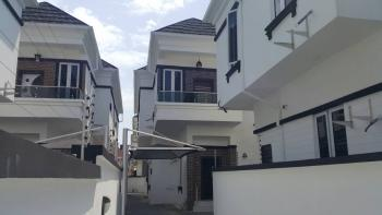 Luxury Brand New 4 Bedroom Semi Detached House Osapa, Osapa, Lekki, Lagos, Semi-detached Duplex for Sale