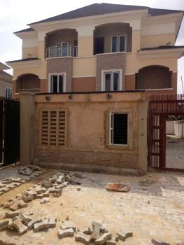 Newly Built 2 Wings of 5 Bedroom Semi Detached House with Excellent Facilities, Ikeja Gra, Ikeja, Lagos, Semi-detached Duplex for Sale