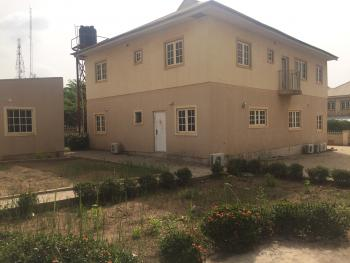 Reduced 5 Bedroom Detached Corner Piece House + 2 Room Bq, Yellowstone Avenue, Sunnyvale Estate, Dakwo, Abuja, Detached Duplex for Sale
