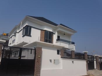 Luxury 4 Bedroom Detached Duplex with Bq, Chevron, Lekki, Lagos, Detached Duplex for Sale