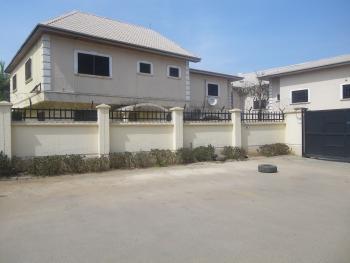 Spacious 3 Bedroom, 2 Sitting Rooms + Bq, Utako, Abuja, Semi-detached Duplex for Rent