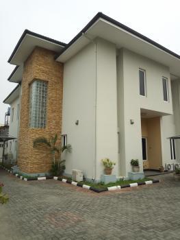 Luxury and Furnished 4 Bedroom Detached Duplex with 2 Rooms Bq, Sybil Iroche Street, Lekki Phase 1, Lekki, Lagos, Detached Duplex for Rent