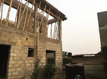 an Uncompleted 4 Bedroom Fully Detached Duplex with a Room Bq, Gra, Magodo, Lagos, Detached Duplex for Sale