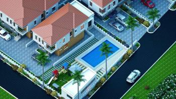 3 Bedroom Terrace Duplex, Chevron, Lekki, Lagos, Terraced Duplex for Sale