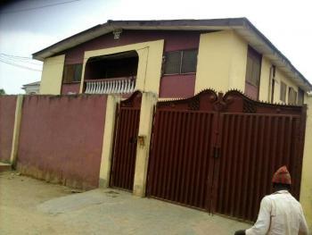 4 Bedroom Duplex with 4 Flats of 3 Bedrooms Each, Orisunbare, Alimosho, Lagos, Block of Flats for Sale