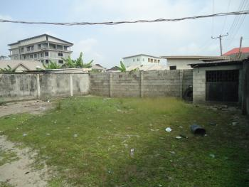 900sqm of Dry Land with 2nos 3 Bedroom Bungalow, Balogun Estate, Opp Fara Park, Sangotedo, Ajah, Lagos, Terraced Bungalow for Sale