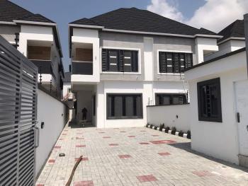 a Modern Super Classic 4 Bedroom Duplex with a Room Bq, Agungi, Ologolo, Lekki, Lagos, Semi-detached Duplex for Sale