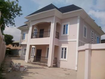 Newly Built 5 Bedroom  Detached  Duplex,  All Rooms En Suite, 1 Room  Bq with Swimming Pool, Omole Phase 2, Ikeja, Lagos, Detached Duplex for Sale