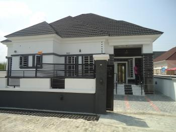 Exquisite 3 Bedroom Bungalow with Bq, Thomas Estate, Ajah, Lagos, Semi-detached Bungalow for Sale