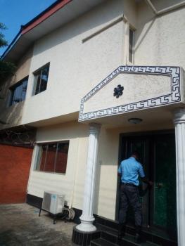 Fully Detached 3 Bedrooms Duplex with a Room Bq Self Compound, Oregun Huston Wright Estate, Oregun, Ikeja, Lagos, Detached Duplex for Sale