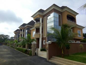 Brand New 6 Units of  5 Bedroom Detached Terrace Duplex + 6 Units of Studio Apartments, Jabi, Abuja, Terraced Duplex for Sale