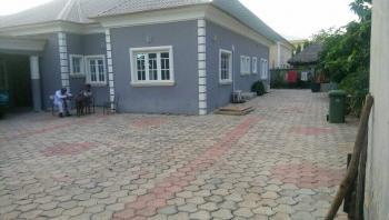 Massive 4 Bedroom Detached Bungalow, Zone 1, Wuse, Abuja, Detached Bungalow for Sale