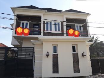 Brand New 5 Bedroom Semi Detached Duplex with Boys Quarter, Orchid Rd, 2nd Toll Gate, Eleganza Bus Stop, Lekki Expressway, Lekki, Lagos, Semi-detached Duplex for Sale