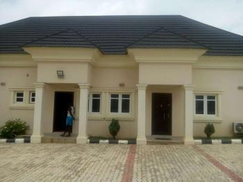 Well Built & Luxury 2 Bedroom Apartment, Off Edwin Clark Way, Guzape District, Abuja, Semi-detached Bungalow for Rent