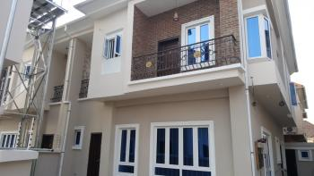 Brand New, Well Located and Spacious 4 Bedroom Semi-detached House with En Suite Boys Quarters, Idado, Lekki, Lagos, Semi-detached Duplex for Sale