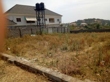 1260sqm of Partially Fenced Land, Katampe (main), Katampe, Abuja, Residential Land for Sale