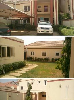 Luxurious 4 Bedrooms + 2 Rooms Bq, Godab Estate, Life Camp, Dape, Abuja, Semi-detached Duplex for Sale