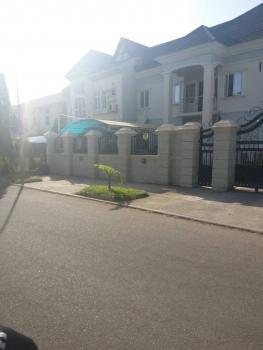 Luxurious 5 Bedrooms Duplex + 2 Room Bq, Legislative Quarters, Apo, Abuja, Terraced Duplex for Sale