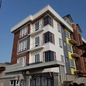 Newly Built 3 Bedroom Apartment, Off Adebisi Street, Ebute Metta East, Yaba, Lagos, Flat for Sale