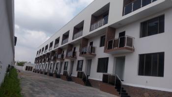 10 Unit of 4 Bedroom Terrace with a Room Bq, Ikate Elegushi, Lekki, Lagos, Terraced Duplex for Sale