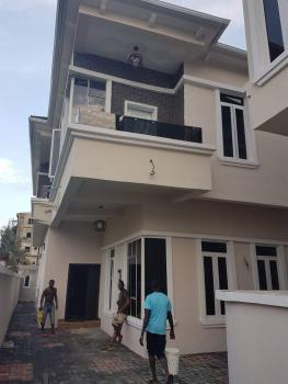 Brand New 4 Fully Detached & Semi Detached Apartments with a Maids Qtrs (bq), Behind Shoprite & Mobil, Osapa, Lekki, Lagos, Semi-detached Bungalow for Sale