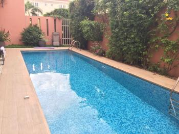 Luxury 3 Bedroom Terrace, Ondo Street, Banana Island, Ikoyi, Lagos, Terraced Duplex for Rent