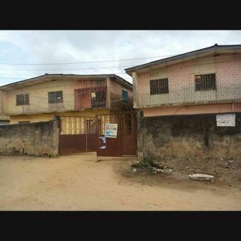 Twin One Storey Duplexes, Salami B/stop, Afromedia, Ajagbandi, Ojo, Lagos, Detached Duplex for Sale
