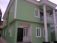 4 Bedroom Duplex With  Bq(new House), Omole Phase 1, Ikeja, Lagos, 4 Bedroom Detached Duplex For Sale