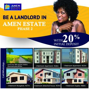 Amen Estate Phase 2 Emerald Bay, Amen Estate Phase 2 (emerald Bay Estate), Eleko, Ibeju Lekki, Lagos, Residential Land for Sale