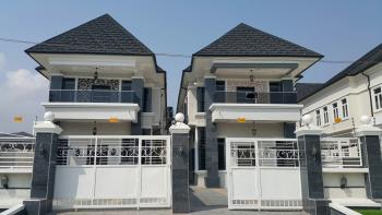 Luxury-built 5-bedroom Fully Detached House with Bq, Chevy View Estate, Lekki, Lagos, Detached Duplex for Sale