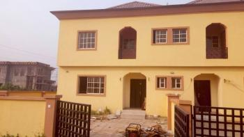 3 Bedroom with 1 Room Study Semi-detached Duplex, Alagbado, Oke-odo, Lagos, Semi-detached Duplex for Sale