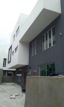 Newly Built 4 Bedroom Terrace Duplex with a Maids Room, Self Compound, Richmond Gate Estate, Ikate Elegushi, Lekki, Lagos, Terraced Duplex for Rent