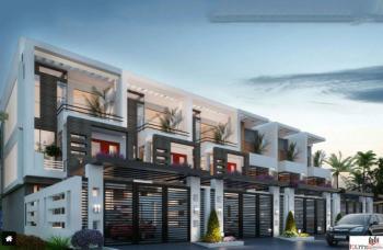 4 Bedroom Semi Detached Terrace | Off Plan, Osborne, Ikoyi, Lagos, Terraced Duplex for Sale
