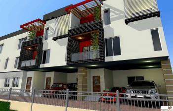 4 Bedroom Semi Detached Terrace | Off Plan, Old Ikoyi, Ikoyi, Lagos, Terraced Duplex for Sale