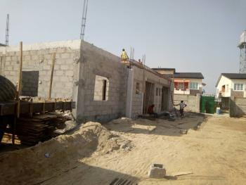 3 Bedroom Semi Detached Bungalow and a Penthouse, Off Chevron Road, Lekki, Lagos, Semi-detached Bungalow for Sale