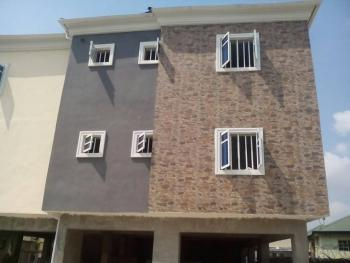 Block of 10 Flats of 3 Bedroom  Flat, All Rooms En Suite, Pop Finishing,  in a Serene Environment, Omole Phase 2, Ikeja, Lagos, Block of Flats for Sale