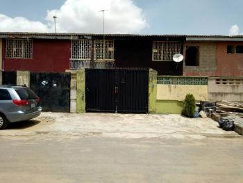 a 3 Bedroom Duplex with Bq, Gowon Estate, Egbeda, Alimosho, Lagos, Semi-detached Duplex for Sale