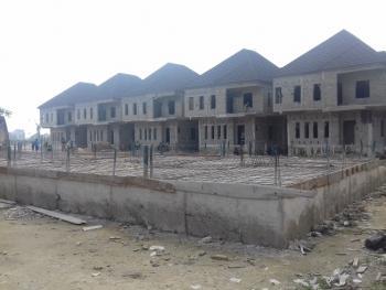 Off Plan 4 Bedroom Semidetached Duplex, After Chevron, Lekki, Lagos, Semi-detached Duplex for Sale