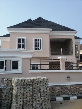 Newly and Nicely Built 4 Bedrooms Fully Detached Duplex with Bq  in a Secured Estate, Sangotedo, Ajah, Lagos, Detached Duplex for Sale