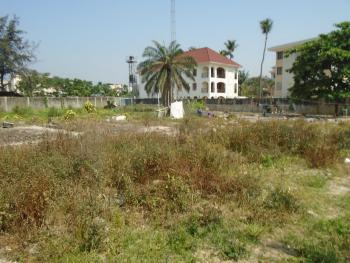 Well Located Land of 1700m2  Banana Island Entrance, Tumble Road, Old Ikoyi, Ikoyi, Lagos, Residential Land for Sale