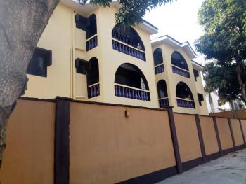 Renovated Block of 6(nos) 2 Bedroom Flats, Valley View Estate, Akowonjo, Alimosho, Lagos, Flat for Rent