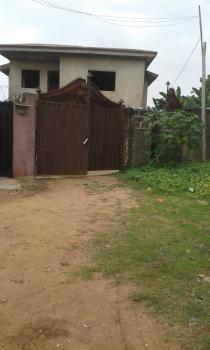 4 Bedroom Duplex En Suite with Two Flats of Three Bedrooms Each En Suite at The Back. Spacious Compound, Gbadamosi Crescent, Odogunyan, Ikorodu, Lagos, Semi-detached Duplex for Sale