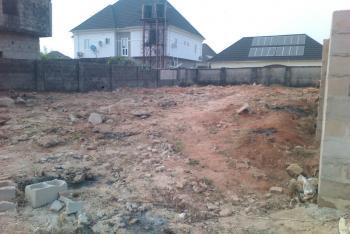 a Plot of  Land Measuring 600sqm and Fenced Round at  Chief Nath Udeogu Street , Udenwa Estate, Owerri, Udenwa Housing Estate, Nekede, Owerri, Imo, Residential Land for Sale