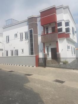 Super Luxury 5 Bedroom Detached Duplex with Bq in a Serviced Estate, Before Vgc, Lekki, Lagos, Detached Duplex for Sale