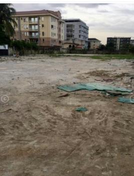 2660 Sqm Fenced Land, Dideolu Estate, Off Ayorinde St, Oniru, Victoria Island (vi), Lagos, Residential Land for Sale