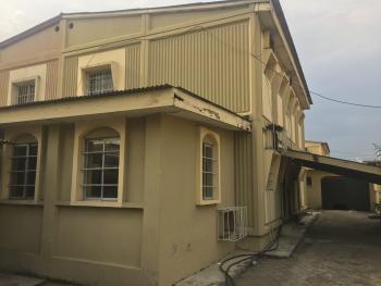 4 Bedroom Duplex + 2 Room Bq with Garage, 117, Eti- Osa Way, Dolphin Estate, Ikoyi, Lagos, Semi-detached Duplex for Rent