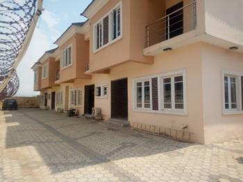 3 Bedroom Terrace with a Room Bq, Ikota Villa Estate, Lekki, Lagos, Terraced Duplex for Rent