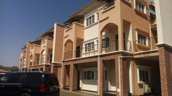 Well Finished & Serviced 4 Bedrooms Terrace Duplex with Bq, Off Obafemi Awolowo Way, Jabi, Abuja, Terraced Duplex for Rent