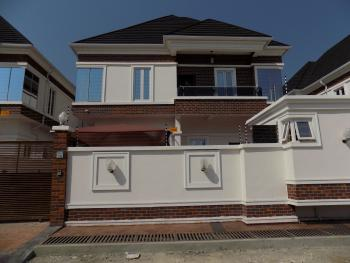 Excellently Finished 5 Bedroom Luxury Detached Duplex with a Room Staff Quarter, Chevy View Estate, Lekki, Lagos, Detached Duplex for Sale